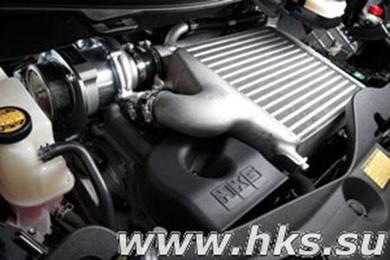 Alphard vellfire 3.5 hks supercharger intercooler