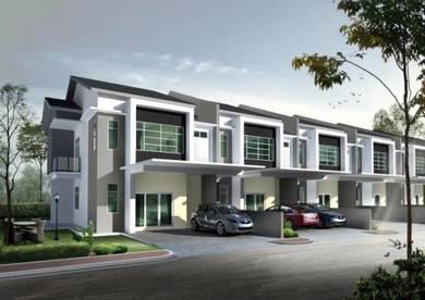 [Loan Rejected Unit]Double Story Freehold Near putrajaya |24x75|399k!!