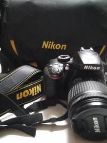 D3400 Nikon Digital Camera