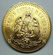 Mexican Gold Coin