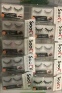 Brand New Assorted Design Eye Lashes (20 pairs)
