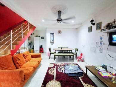 Double Storey Intermediate Taman Sri Rampai Setapak, KL