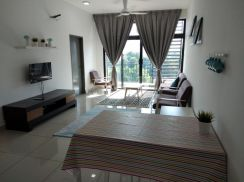 Citywood Apartment (5min to HSA and 10 min to CIQ)