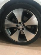 E250 w213 19 inch rim with Michelin tyre with 90%
