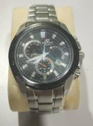 Original casio edifice chrono watch