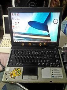 Acer aspire 5580 for sperpart or repir