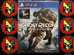 [NEW]PS4 Tom Clancy Ghost Recon Breakpoint