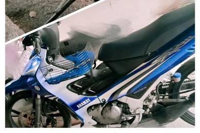 Coverset biru GP