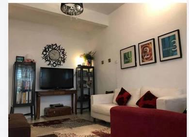 SingleStorey Terrace House Taman Cahaya, Jalan Kebun, Seksyen 30, Shah