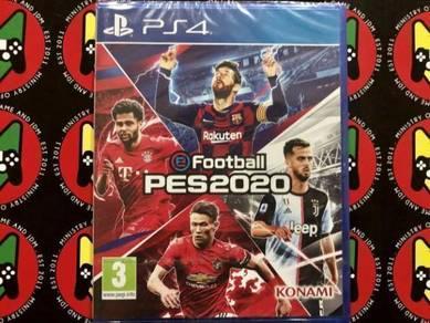 [NEW]PS4 Pes 2020