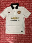 Manchester United Away Jersey 14/15