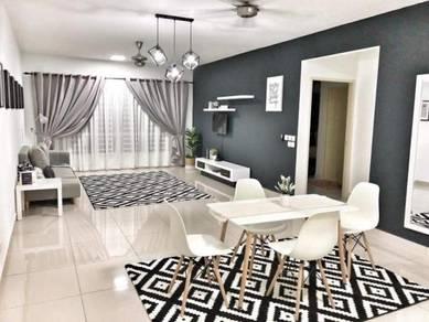 Fully furnished apartment presint 17 putrajaya