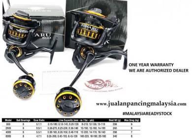 Seahawk finaru 2020 model spinning reel