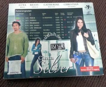 VCD Indonesia Cinta Silver