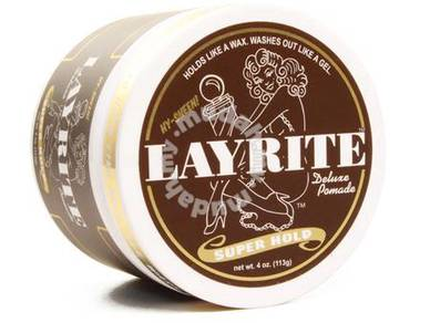 Layrite Pomade Super Hold