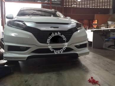Honda hrv mugen bodykit ori pp with paint