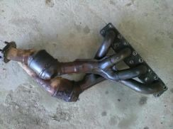 JDM Part BMW E46 320i exhaust maniful