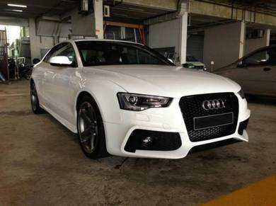 Audi A5 RS style FACELIFT front SPORT grille