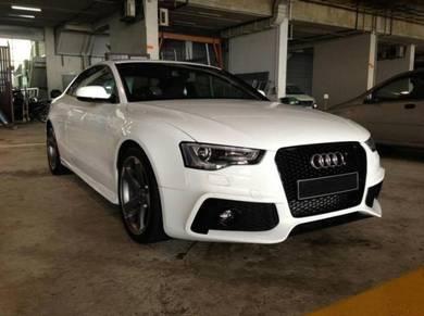 Audi A5 RS style FACELIFT FRONT CONVERSION SET