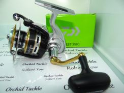 Daiwa Crest 3500 NEW2016 fishing reel
