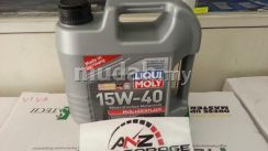 LIQUI MOLY Engine oil MOS2 15w40