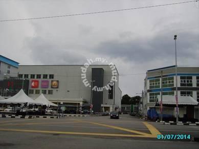 2 Storey Shop beside D'Mall Billion Supermarket Seri Iskandar