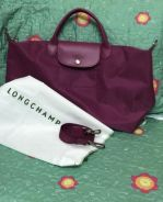 Longchamp Large fuchsia