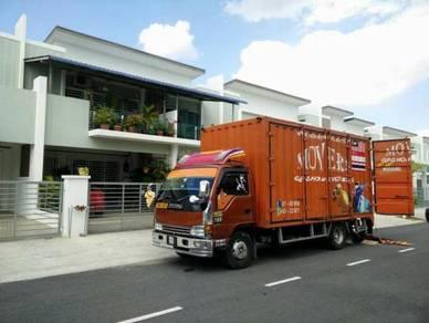 Home Movers Ujong Pasir 016 227 2229