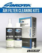 Works Air Filter Cleaning Kit (MAIN DISTRIBUTOR)