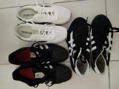 Kasut futsal adidas leo