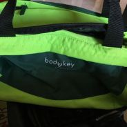 Body Key Gym Bag