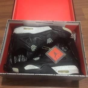 Nike Air Jordan 4 Oreo