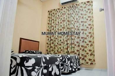 Homestay 3 bilik Aircond