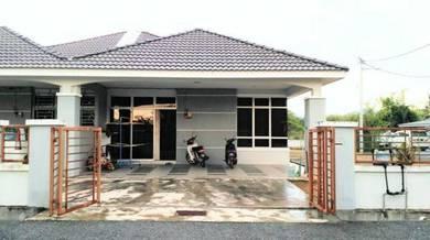 Semi D corner lot 3800 sq ft for sale, Changlun Kedah