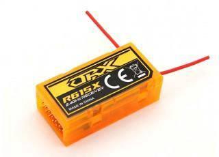 OrangeRx R615X DSM2/DSMX Compatible 6Ch 2.4GHz Rec