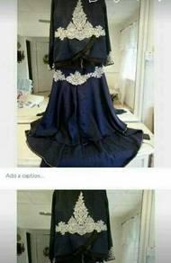Baju Kahwin Pluss Size