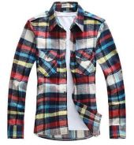 517 Kemeja Lengan Panjang Long-Sleeved Shirt