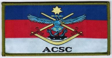 ACSC Flag Army Patch