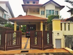 Fully furnished bungalow laman jasmin Nilai Impian