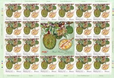 Malaysian Fruits.Durian
