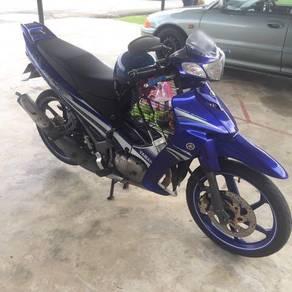 2011 Yamaha 125Z