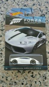 HotWheels Lamborghini Huracan Forza Motorsports