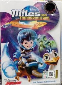 DVD Disney Miles From Tomorrowland Anime