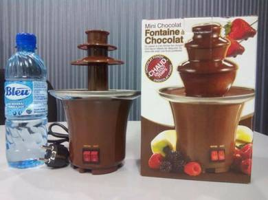 Choc Fondue Fountain 3 Tower-2-