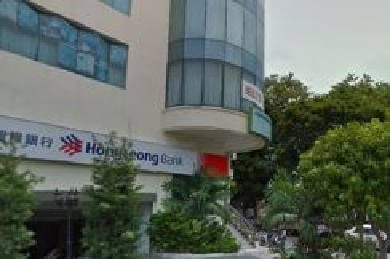 Pulau tikus plaza office 1400sf (facing main road)