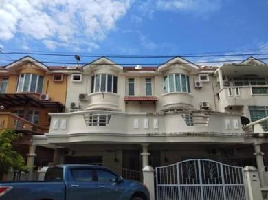 Triple Storey Terrace House Taman Tun Hussein Onn Seberang Jaya
