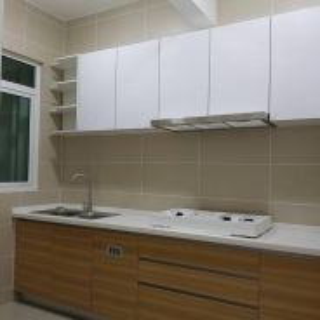 {3 Rooms} V Residence , Batu 3 , Sek 22, Partial furnish , Shah Alam