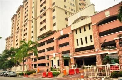 Bougainvilla Apartment, Segambut, Kuala Lumpur