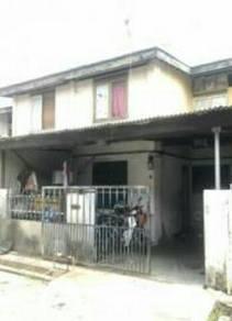 Rumah belakang masjid sembilang seberang jaya