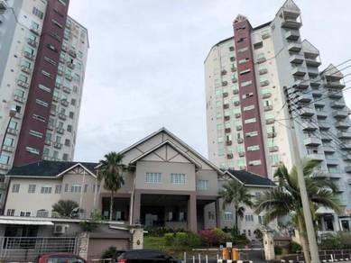 Fully Furnished Condominium At Bdc 1792sqft